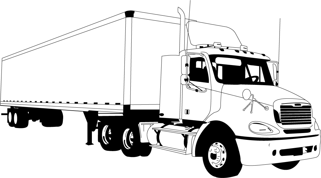 Tractor Trailer Clip Art : Building a stronghold you d only slow me down
